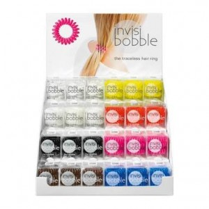 Invisi Bobbles Hair Rings R80 (For 3)