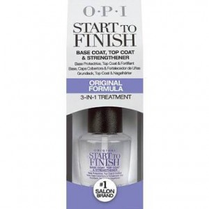 OPI Start to Finish Nail Treatment R294